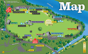 Austin Food Truck Map by Sxsw Map Of Zilker Park Acl Pinterest Zilker Park Acl