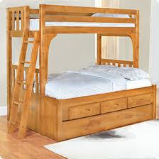 Convertible Bunk Beds Discovery World Furniture Honey Convertible Bunk