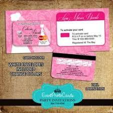 princess wedding invitations unique credit cards