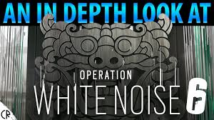 R6 Siege Operation White Noise Ela And Twitch In Depth Operation White Noise Tom Clancy S Rainbow Six Siege