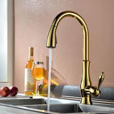 Best Kitchen Faucet Brand Rachel Pull Down Faucet Tags Rose Gold Kitchen Faucet Ideas