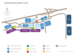 Boston Logan Airport Terminal Map by Airport Copenhagen Lufthansa Travel Guide