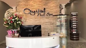 crystal nail spa home facebook
