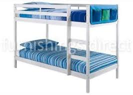 White Pine Bunk Beds 2ft6 Shorty White Pine Bunk Bed Only Modern Design Mattresses