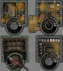 Fantasy Floor Plans Rpg Map Share Tower Construction Interior Fantasy Floor Plans