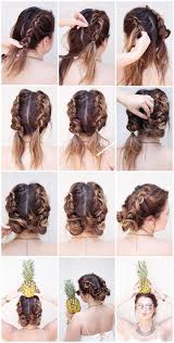 hair buns for hair 28 bun space buns hairstyle tutorials gurl