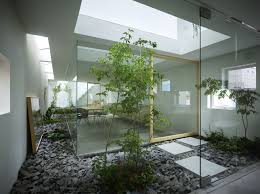 Courtyard Designs by House Suppose Design Office Moriyama Dozodomo Idées Deco