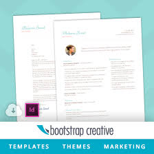 Indesign Resume Layouts Indesign Resume Templates
