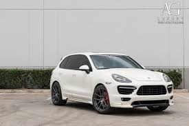 Porsche Cayenne Rims - ag luxury wheels porsche cayenne turbo forged wheels