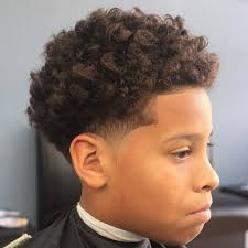 for curly hair boys cool hairstyles for boys