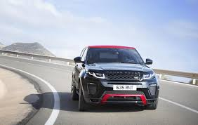 land rover evoque black modified 2016 land rover range rover evoque ember edition conceptcarz com