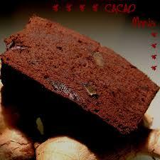 cuisiner avec du gingembre cake au chocolat et gingembre confit cakes