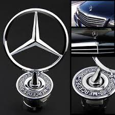 mercedes car emblem mercedes emblem ebay