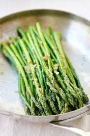 sauteed garlic asparagus recipe thanksgiving sides