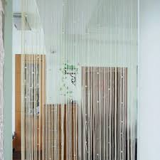 Panel Curtain Room Divider by Compare Prices On Beads Curtains For Door Online Shopping Buy Low