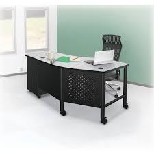 Classroom Computer Desk by Instructor Teacher U0027s Desk Ii Mooreco Inc Best Rite Balt