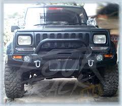 daihatsu jeep daihatsu rocky taft hiline feroza bumper depan 200113 fourtrack