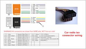 best orange color code jvc car stereo wiring diagram color on images free download best