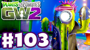 plants vs zombies garden warfare 2 gameplay part 103 future
