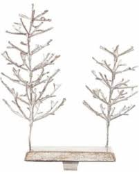 savings on 9 distressed brown twig tree decorative