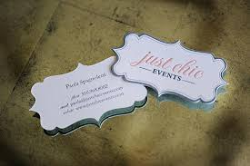5 best images of cut out business cards business card paper cut