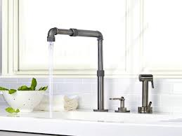 different types of kitchen faucets awesome sink faucet different types of kitchen sinks at