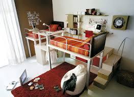 Unique Desk Ideas Loft Bed With Desk Designs U0026 Features Inoutinterior