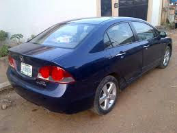 used honda civic 2006 price neatly used honda civic 2006 model hurry autos nigeria