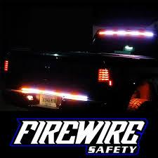 neon lights for trucks firewire back window strobe kit firewire leds