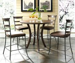 white round counter height dining table set sets ikea black and
