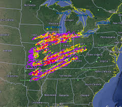 tornado map tornado outbreak in midwest and southeast kills 3 earth networks