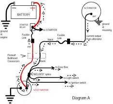 wiring autometer voltmeter efcaviation com