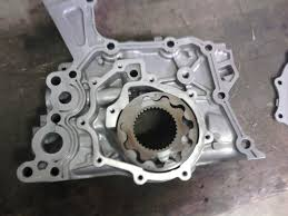 lexus is300 oil change major oil leak can you tell where it is coming from lots of