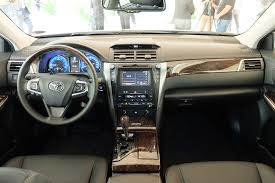 2015 Camry Interior New 2015 Toyota Camry Aims To Set Benchmark Once More W Brochure