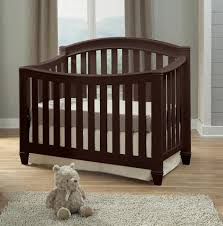 Convertible Crib Espresso by Thomasville Kids Highlands 4 In 1 Convertible Crib Espresso