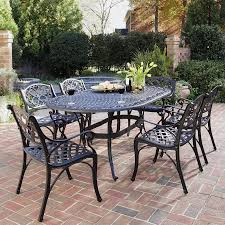 Agio 7 Piece Patio Dining Set - garden oasis harrison 7 piece dining set garden oasis ebay
