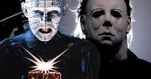 Mike Myers Halloween Costume Details U0027michael Myers Pinhead U0027 Film Happened