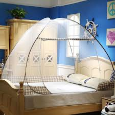 free standing pop up mosquito net tent bed canopy with bottom