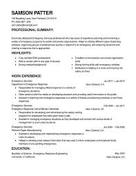 types of resume lukex co