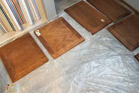 How To Set Up A Small Bathroom - how to use gel stain on cabinets the good u0026 the bad