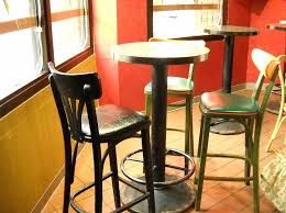 marble high top table round high top table and chairs high top bar tables set high top