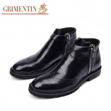 Comfortable Dress Shoes For Men Boots Men Grimentin Brand