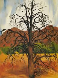 dead pinon tree buy and artists