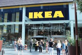 watch how ikea has shrunk to fit in at westfield stratford city