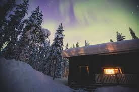 glass igloo northern lights adventure