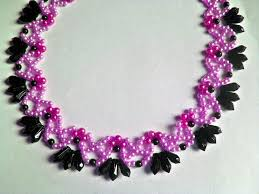 necklace designs with beads images 15 diy seed bead necklace patterns guide patterns jpg