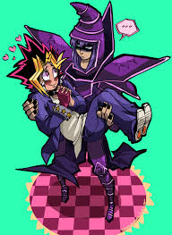 dark magician i choose you by spacerocketbunny on deviantart