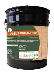 Sealer For Stone Patio by Cobble Enhancer Surfacelogix