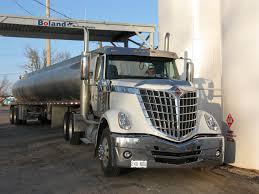 volvo 18 wheeler international lonestar petroleum tanker heavyhauling