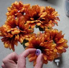 halloween flowers of dawn crafts spooky halloween eyeball flowers